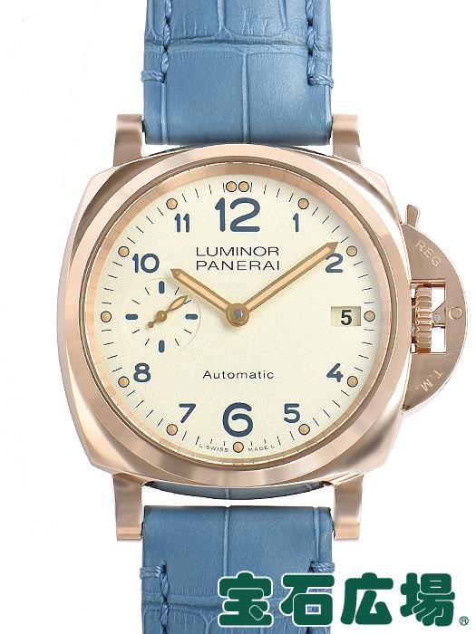 パネライ PANERAI ルミノール ドゥエ 3デイズ オートマティック オロロッソ PAM00756【新品】 メンズ 腕時計 送料・代引手数料無料