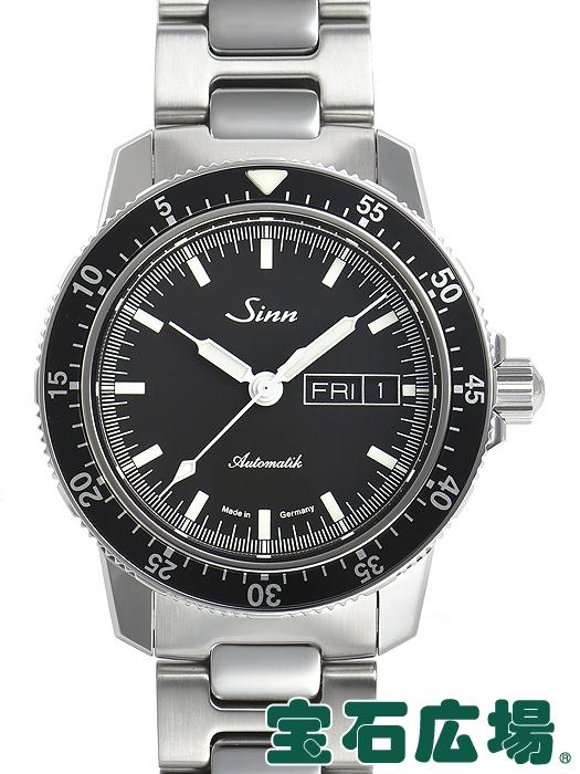ジン SINN 104.ST.SA 104.ST.SA【新品】 メンズ 腕時計 送料・代引手数料無料