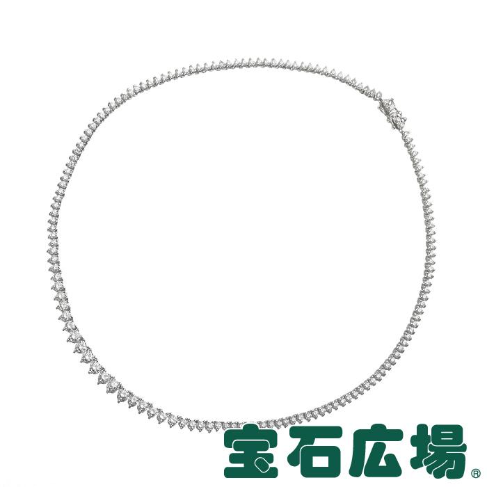 モニッケンダム ダイヤ テニスネックレス 【中古】 ジュエリー 送料無料
