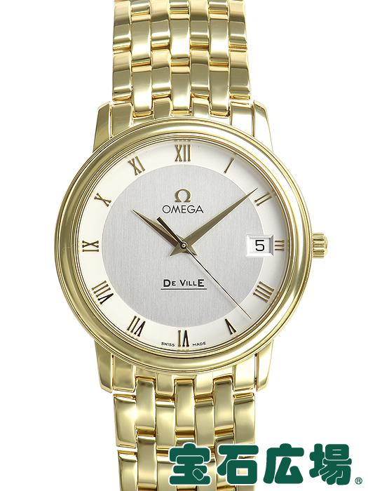 オメガ OMEGA デビル プレステージ 4110-32【新品】ユニセックス 腕時計 送料・代引手数料無料
