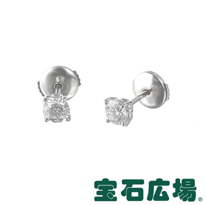 ダイヤモンド ジュエリー 宝石広場オリジナル ダイヤピアス D 0.414ct/0.406ct 【新品】 ジュエリー 送料無料