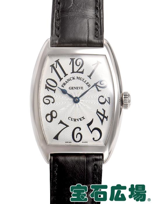 フランクミュラー FRANCK MULLER トノウカーベックス 7502QZ【中古】ユニセックス 腕時計 送料無料