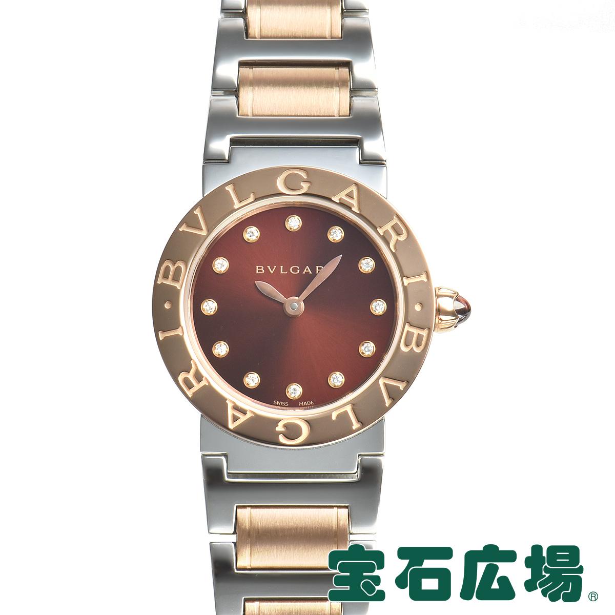ブルガリ BVLGARI ブルガリブルガリ BBL26C11SPG/12【中古】レディース 腕時計 送料無料