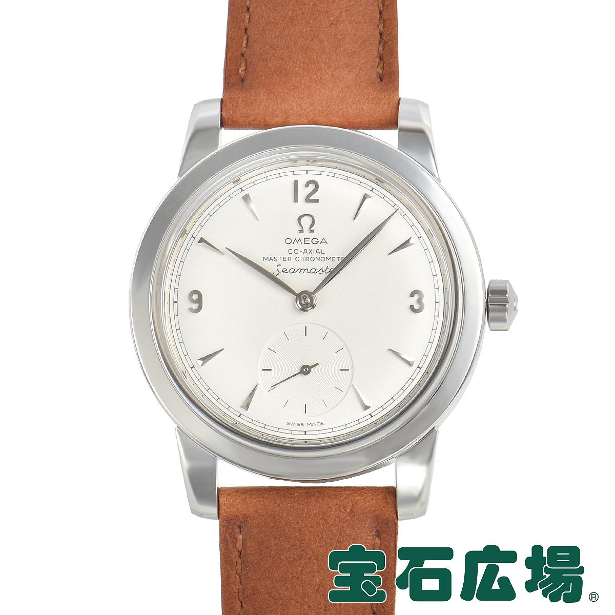 オメガ OMEGA シーマスター1948 コーアクシャル マスタークロノメーター スモールセコンド 世界限定1948本 511.12.38.20.02.001【新品】メンズ 腕時計 送料・代引手数料無料