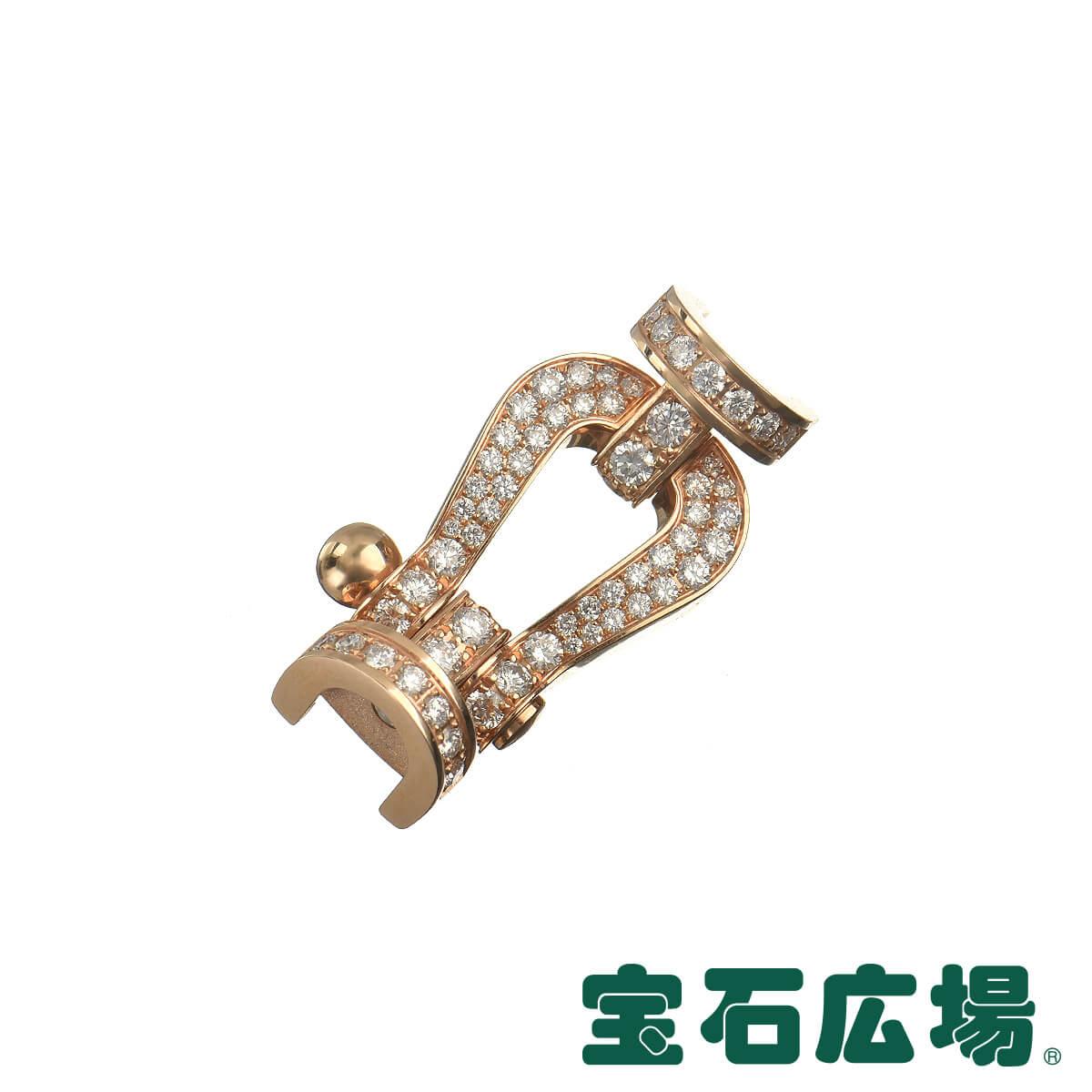 フレッド フォース10 フルダイヤ バックル 0B0049【新品】 ジュエリー 送料無料