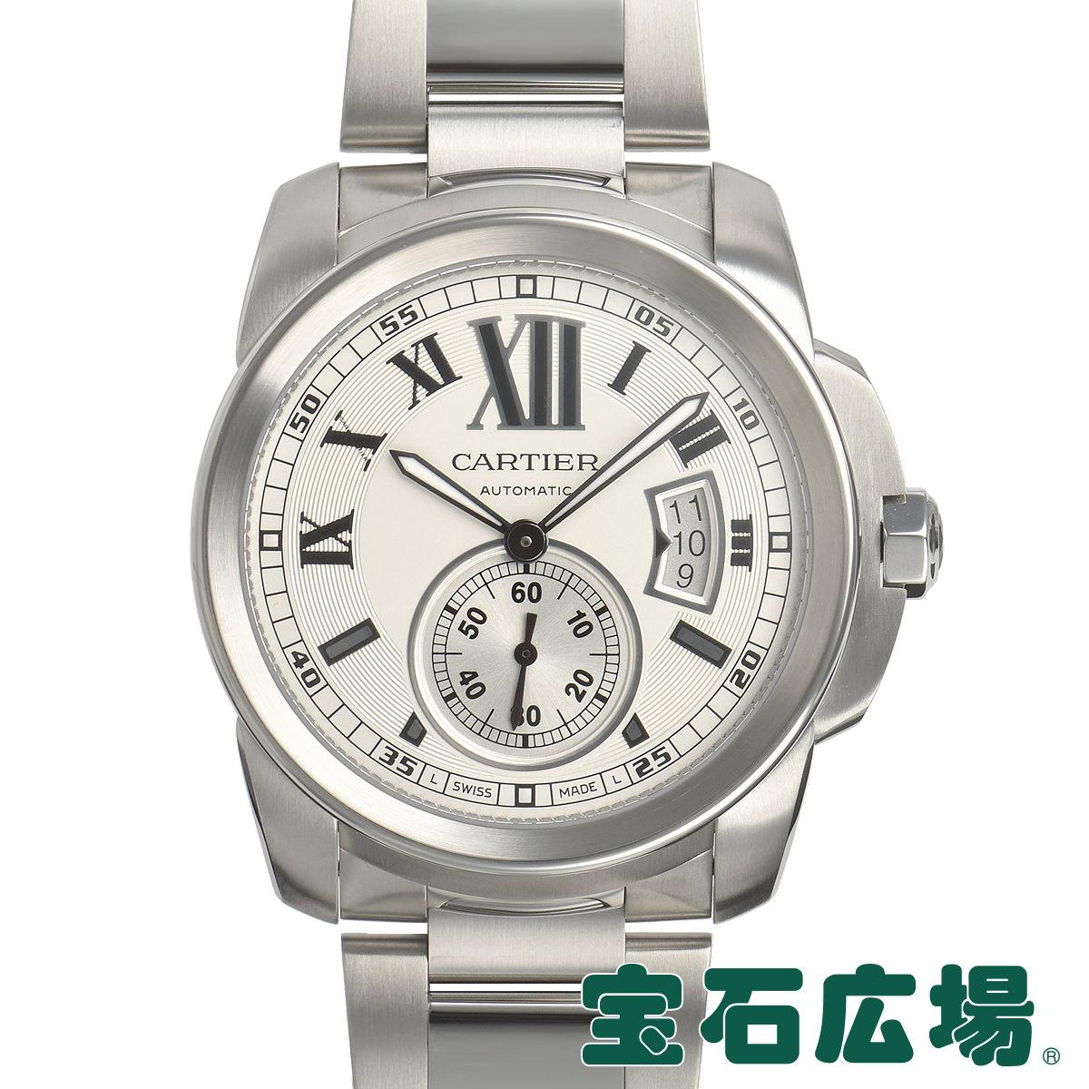 カルティエ CARTIER カリブル ドゥ カルティエ W7100015【中古】メンズ 腕時計 送料・代引手数料無料