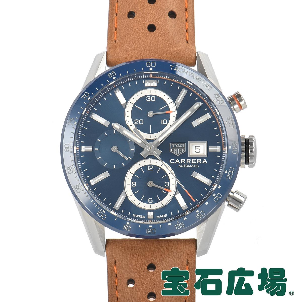 タグ・ホイヤー TAG HEUER カレラ キャリバー16 クロノグラフ CBM2112.FC6455【新品】メンズ 腕時計 送料・代引手数料無料