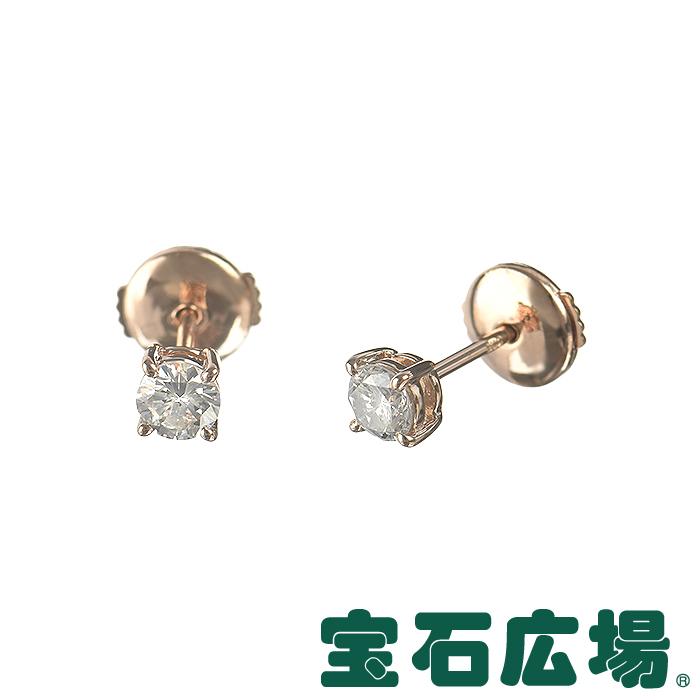ダイヤモンド ジュエリー 宝石広場オリジナル ダイヤ ピアス D 0.338ct / 0.333ct 【新品】 ジュエリー 送料無料