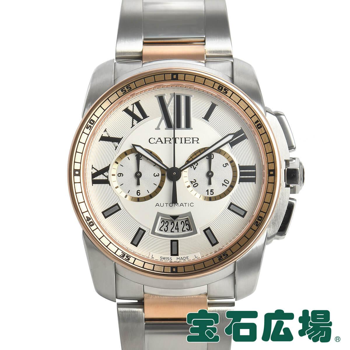 【5%OFF】 カルティエ CARTIER カリブル ドゥ カルティエ クロノグラフ W7100042【】メンズ 腕時計 送料無料, フラワーショップ ラ フランス 6e237cc6