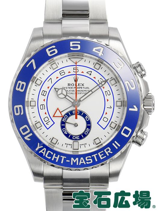 超歓迎 ロレックス ROLEX ヨットマスターII 116680【】メンズ 腕時計 送料無料, 南牟婁郡 cb6fe629