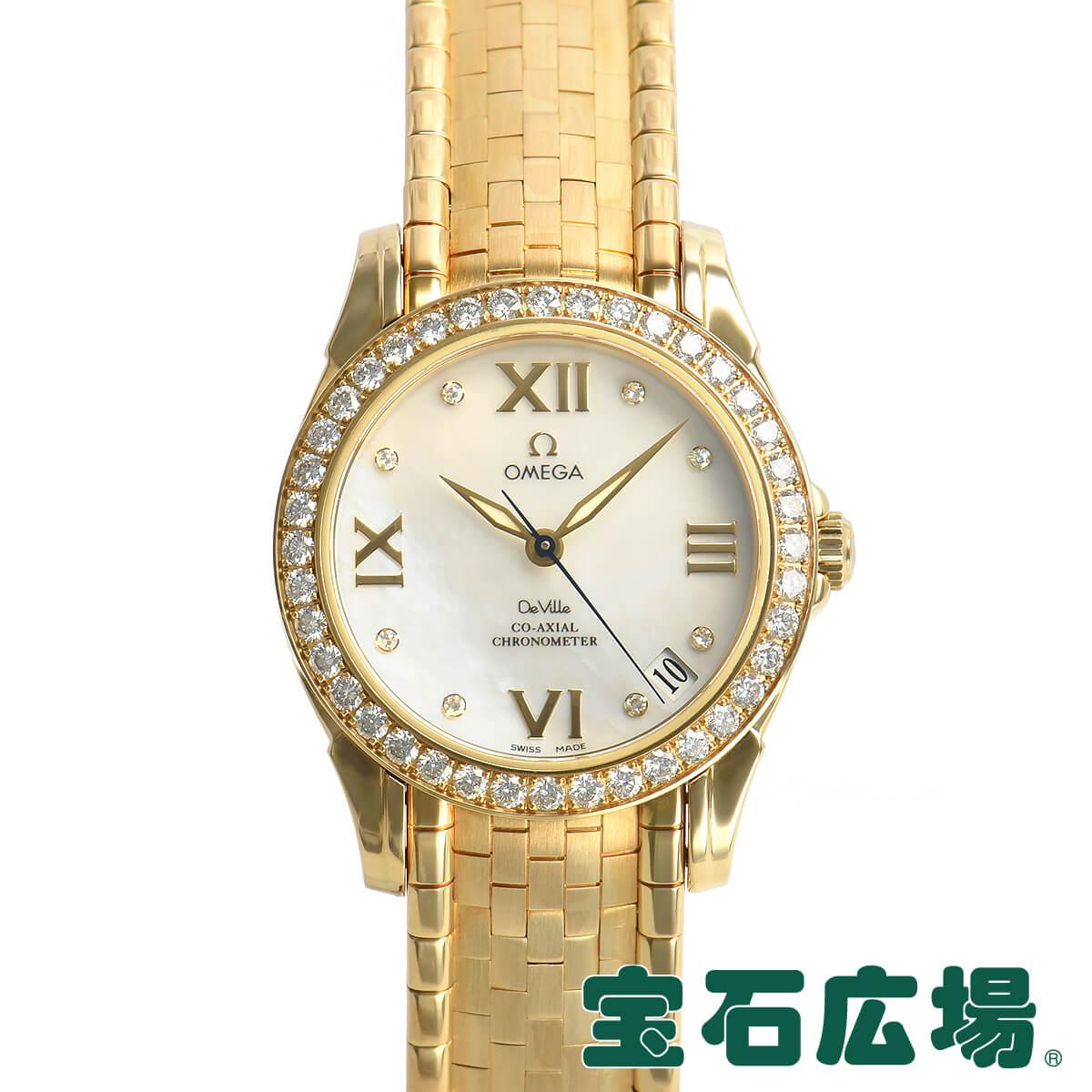 オメガ OMEGA デビル 4186-75【新品】レディース 腕時計 送料無料