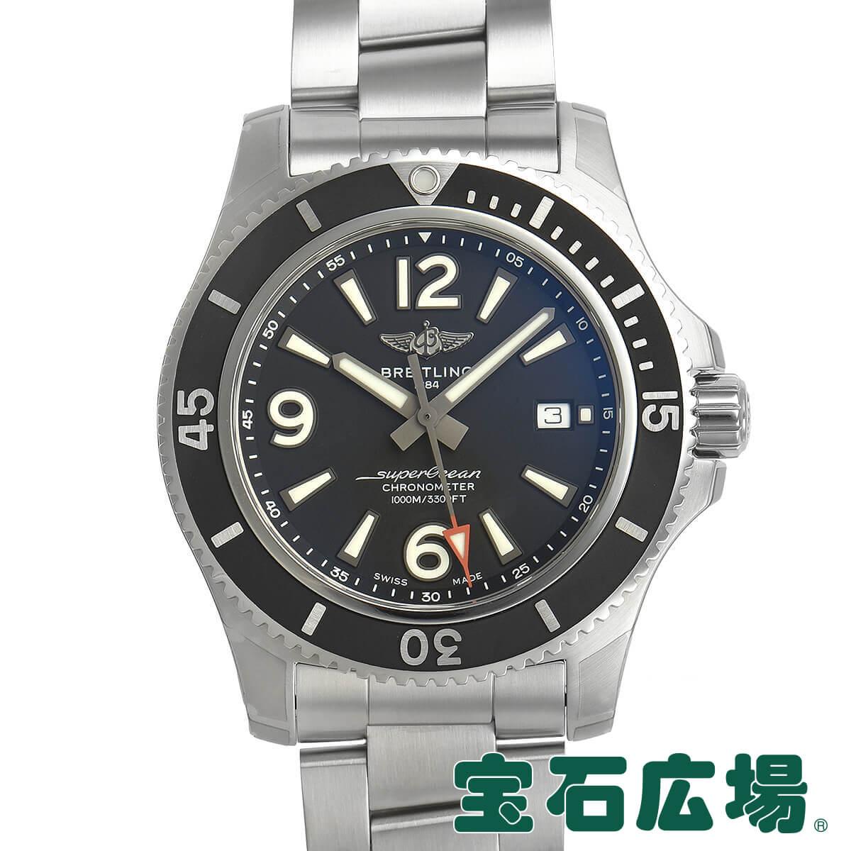 ブライトリング BREITLING スーパーオーシャン オートマチック44 A292B-1PSS(A17367D71B1A1)【新品】メンズ 腕時計 送料・代引手数料無料
