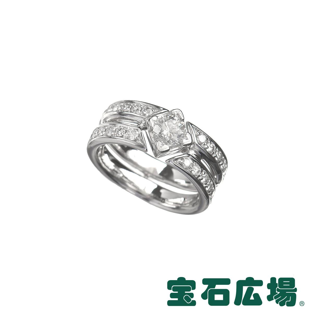 レポシ 1Pダイヤ・ダイヤ リング 【中古】 ジュエリー 送料無料