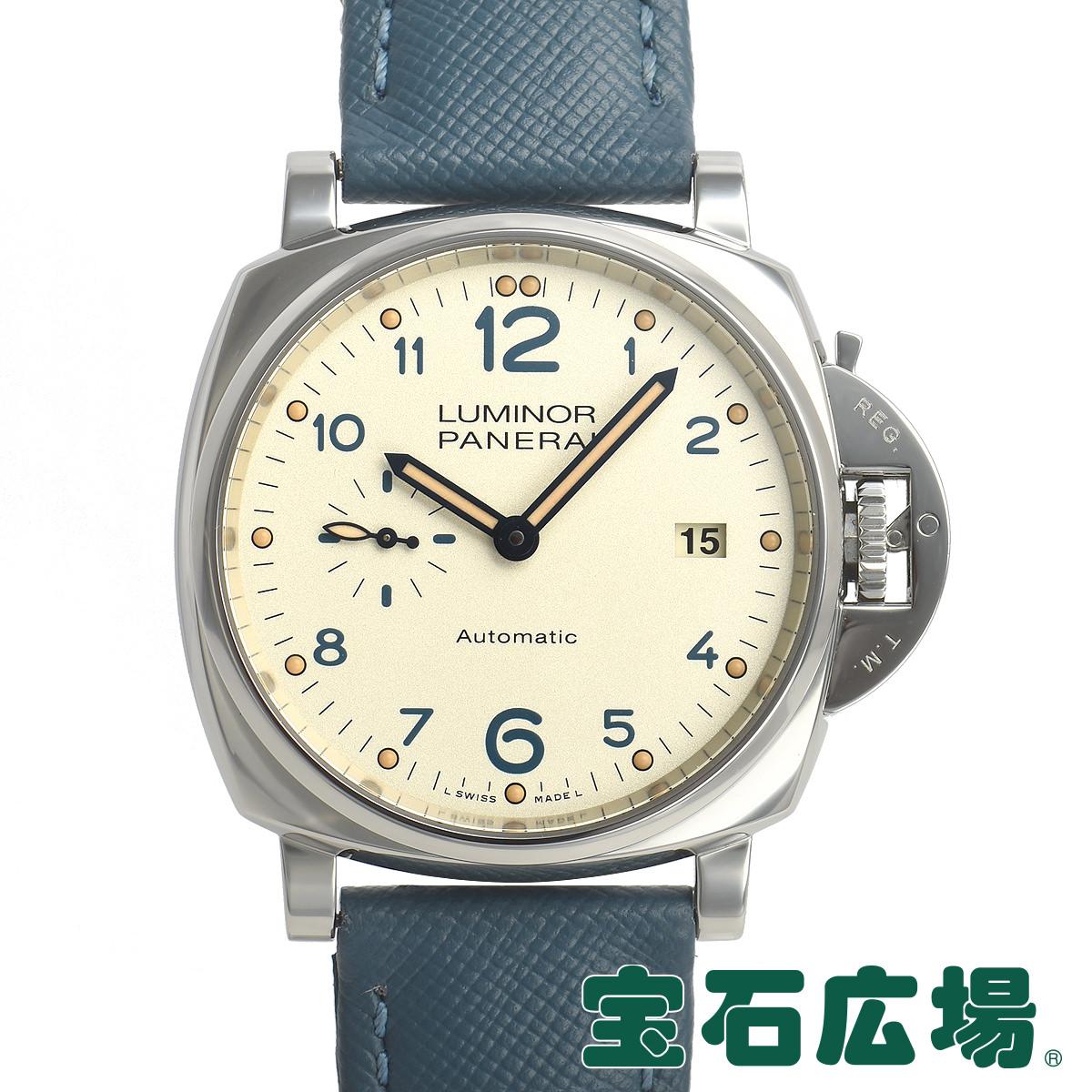 『5年保証』 パネライ PAM00906【】メンズ PANERAI ルミノール ドゥエ3デイズ オートマティックアッチャイオ PAM00906 ドゥエ3デイズ【】メンズ 腕時計 ルミノール 送料無料, cawaii-up:f3317ae1 --- baecker-innung-westfalen-sued.de