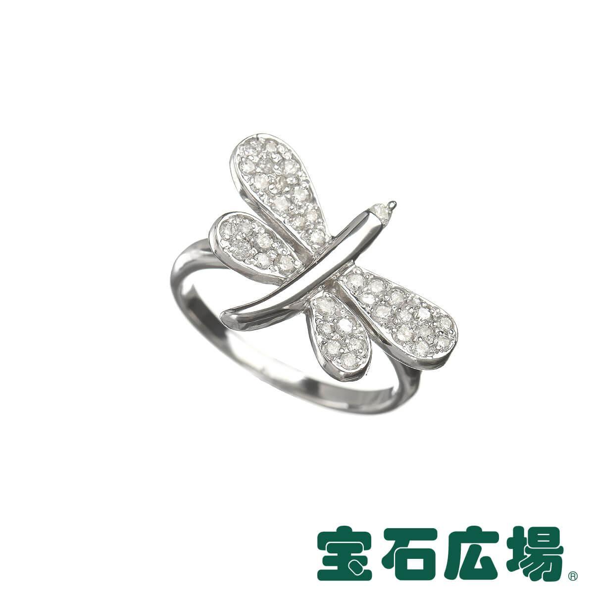 ノーブランド ドラゴンフライ ダイヤ リング 【中古】 ジュエリー 送料無料