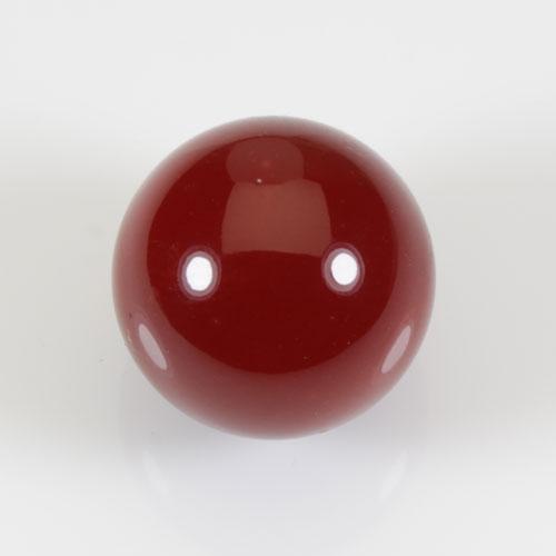 血赤珊瑚 丸玉 ルース 12mm 12.2ct 無染色 SANSUI宝石サンゴ 天然 本さんご コーラル