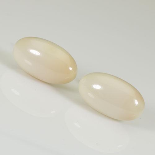 白珊瑚 ピアス K18 無染色 SANSUI 宝石サンゴ 天然 本さんご コーラル