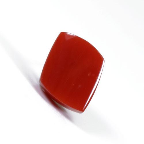 血赤珊瑚 タイタック 無染色 SANSUI 宝石サンゴ 天然 本さんご コーラル