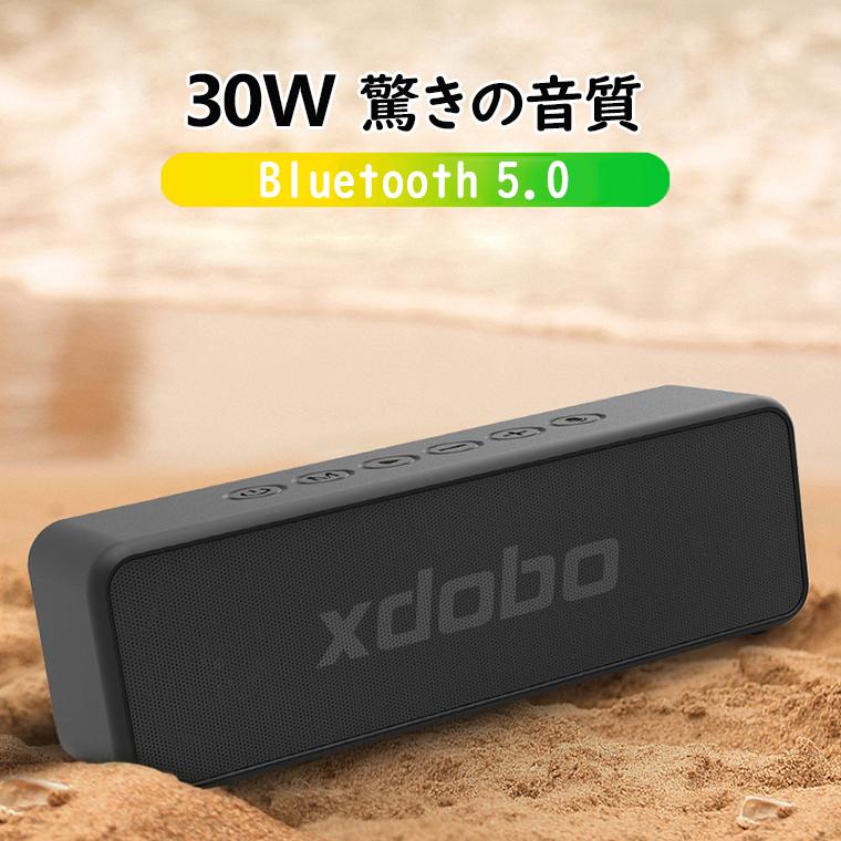 Bluetooth スピーカー 防水 ワイヤレス レビューを書けば送料当店負担 30W ブルートゥース 高音質 Bluetooth5.0 テレビ 車 おしゃれ pc キッチン 防塵 直輸入品激安 かわいい パソコン アウトドア pcスピーカー マイク付き microSD再生 手元