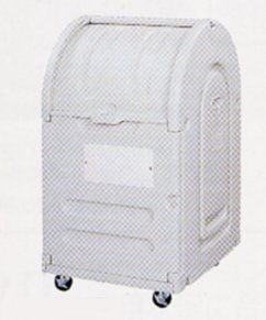 ゴミステーション エコランドステーションボックス#300C(キャスター仕様)