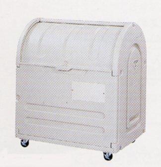 オフィスに 送料無料限定セール中 店舗に 工場に耐久性抜群のポリエチレン製ゴミステーション 取り出し口が大きく 全国どこでも送料無料 エコランドステーションボックス#500C キャスター仕様 出し入れが簡単 ゴミステーション