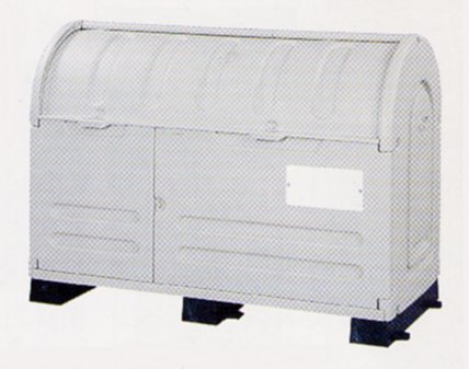 ゴミステーション エコランドステーションボックス#800B(固定台座仕様)