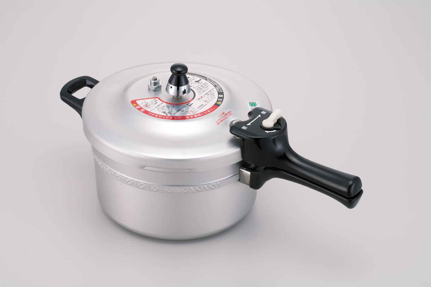 ホクア リブロン圧力鍋 4.5L