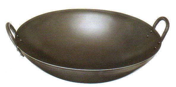 ホクア 味一鉄 中華鍋60cm