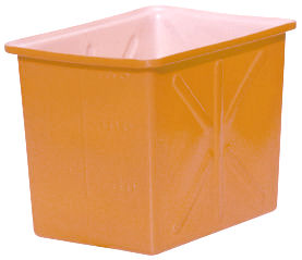 スイコー 角型大型K型容器  150型 K-150