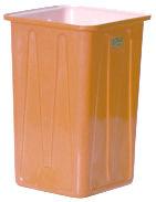 スイコー 角型大型KH型容器(背高タイプ)150型 KH-150