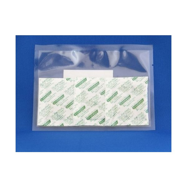 鳥繁産業 脱酸素剤 エバーフレッシュ 酸素吸収速効性型 Q-300 60×70mm 1ケース1200枚入り