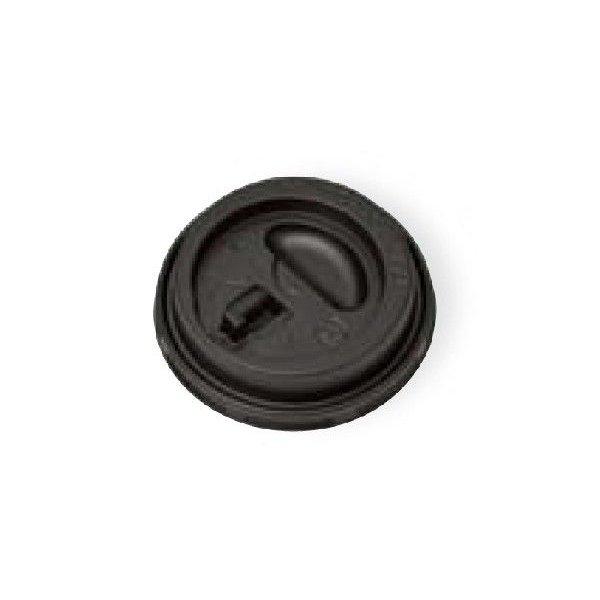 【個人宅配送別途送料】トーカン プラスチックリッド SMP-260E-LF リフトアップリッド黒 79口径 φ79mm 3000個入り
