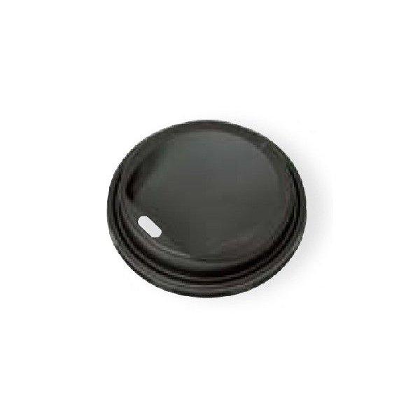【個人宅配送別途送料】トーカン プラスチックリッド SMT-400-F PSドリンキングリッド黒 84口径 φ84.6mm 2000個入り