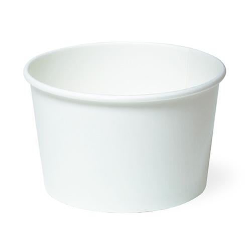 【個人宅配送別途送料】トーカン 使い捨て紙容器 PC-240N ムジ両面PE 97口径 1ケース1200個入り