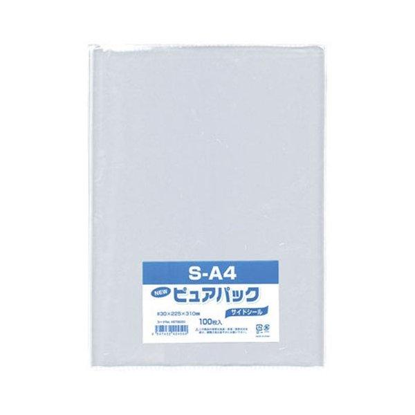 シモジマ HEIKO OPP袋 Nピュアパック S-A4 225×310mm 1ケース4000枚入り