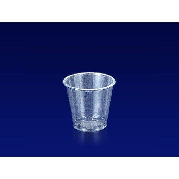 【個人宅配送別途送料】フジナップ プラスチック容器 フジプラカップ 3オンス φ62×58×39mm 100cc FP62-100 1ケース2500個入り