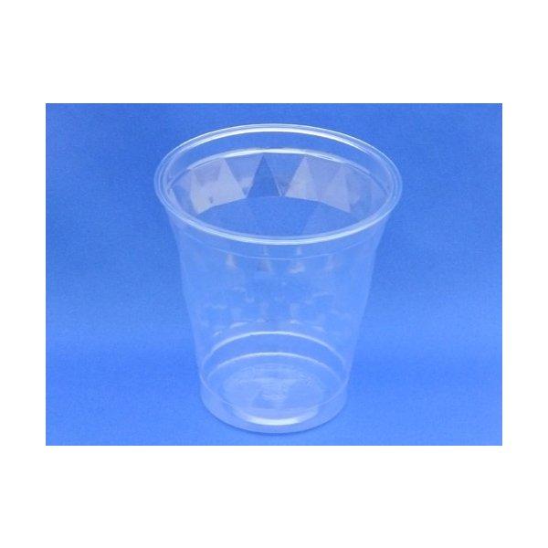 【個人宅配送別途送料】東名化学工業 ダイヤカットクリアーカップ 13オンス 415cc φ96×99mm T415D 1ケース1000個入