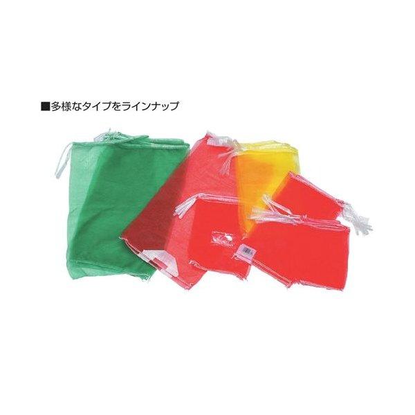 【店舗名等必要】ホリアキ 青果ネット ラップイン モノフィラネット 2Kg用 黄 1ケース2000枚入