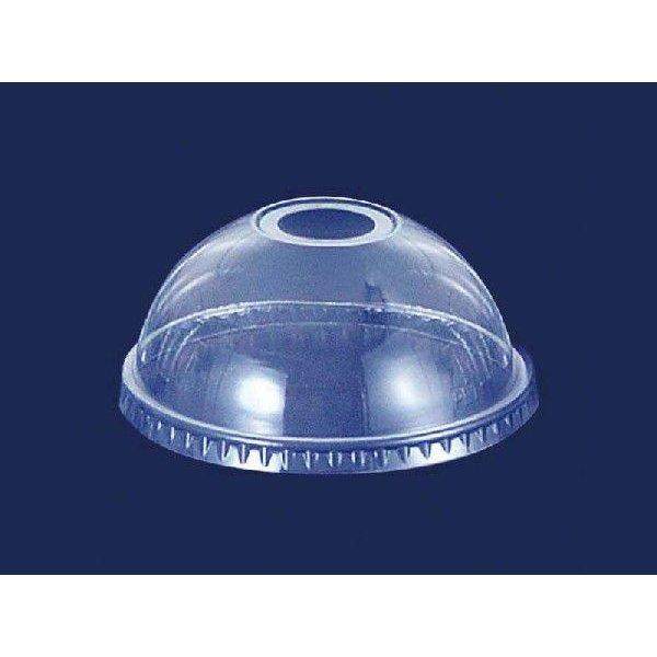 【個人宅配送別途送料】フジナップ プラスチック容器 フジプラカップ ドーム蓋穴付12オンス用 φ97×43mm DD-92 1ケース2000個入り