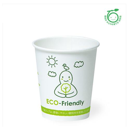 【個人宅配送別途送料】トーカン 間伐材紙コップ 5オンス SM-150 ECO-FRIENDLY 1ケース3000個入り