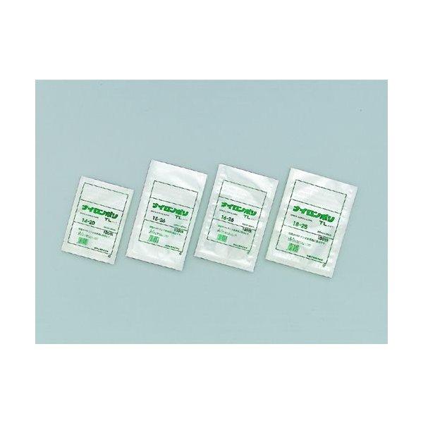 【個人宅配送別途送料】福助工業 ナイロンポリ袋TLタイプ 11-23 110×230mm 1ケース3600枚入り