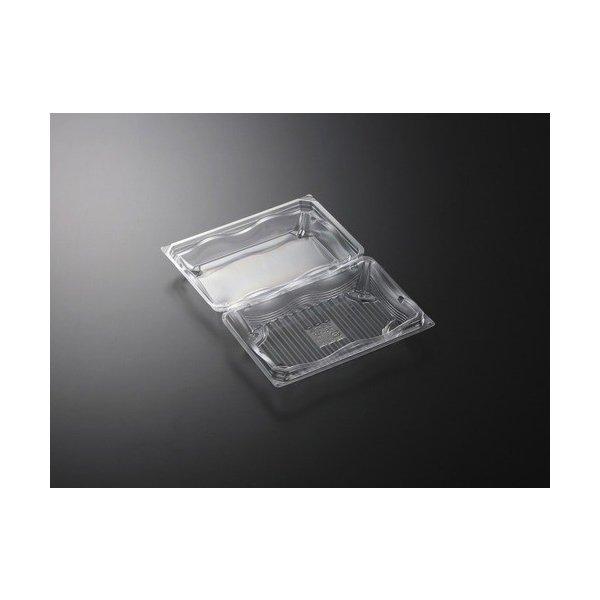 【店舗名等必要】中央化学 嵌合フードパック リップル18-12 178×119×46mm 1ケース900枚入り