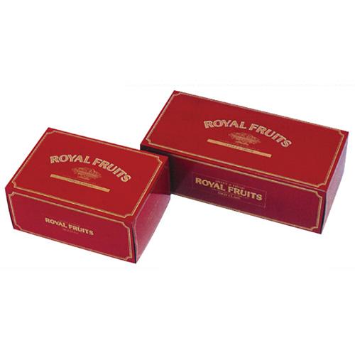 メロンの箱 メロン用 化粧箱 ダンボール箱 信和 通販 メロン箱 1ケース25枚入り 贈物 ビンテージロイヤル 3ヶ入 535×260×175mm