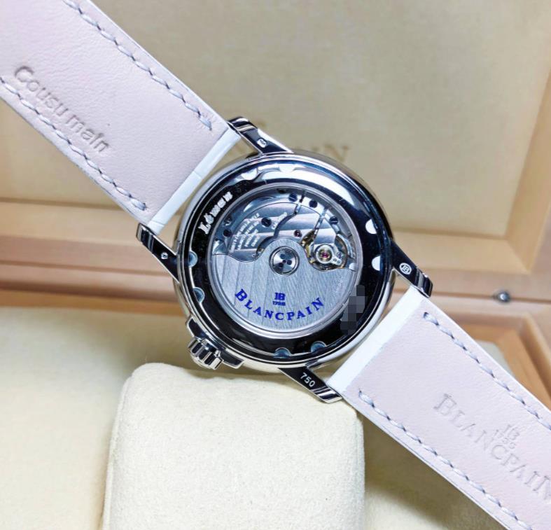 829ae2d05b39 Blancpain ブランパン ウーマン ラージ デートWomen Large Date 2850 ...