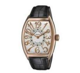 【新品】FRANCK MULLER フランクミュラー トノウカーベックス CINTREE CURVEX 7502 QZ BL REL 5N 18kローズゴールド メンズ 腕時計