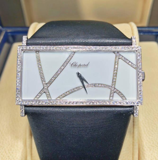 新品 Chopard ショパール クラシック 139130-1001 18kホワイトゴールド レディース 腕時計 watch 送料 代引手数料無料 新学期 特売限定 名入れ 最短で翌日配送! 就職祝