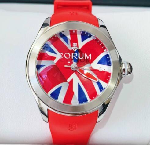 【新品】CORUM コルム / バブル 082.410.20/0376 UK01 ステンレススチール メンズ 腕時計 watch【送料・代引手数料無料】