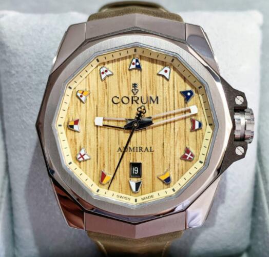 【新品】CORUM コルム / アドミラルズカップ コンペティション 082.500.04/0F62 AW01 チタン メンズ 腕時計 watch【送料・代引手数料無料】