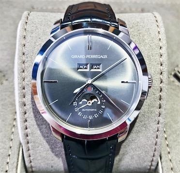 【新品】GIRARD PERREGAUX ジラール ペルゴ 1966 ステンレススチール メンズ 49535-53-251-BK6A 腕時計 watch 【送料・代引手数料無料】