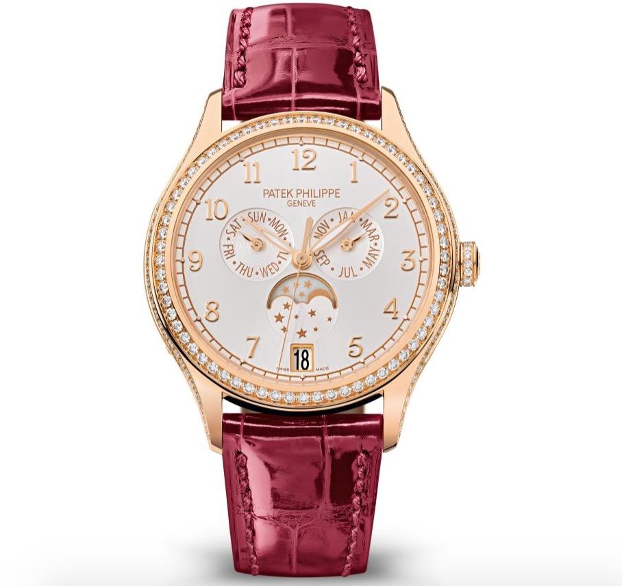 【新同品】Patek Philippe パテックフィリップ   18Kローズゴールド/ダイヤモンド 4947R-001 メンズ 腕時計 watch【送料・代引手数料無料】